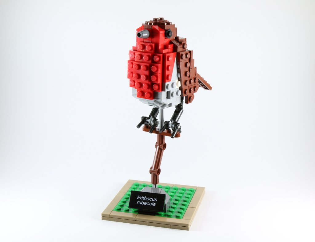 LEGO 21301 Birds - European Robin