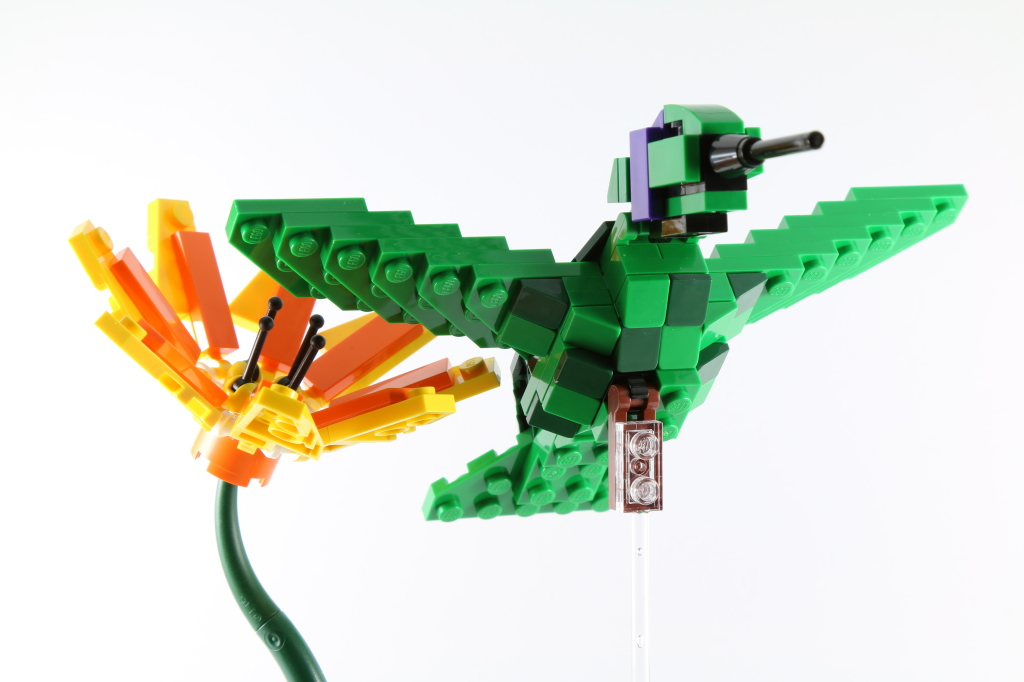 LEGO 21301 Birds - Hummingbird Plumage