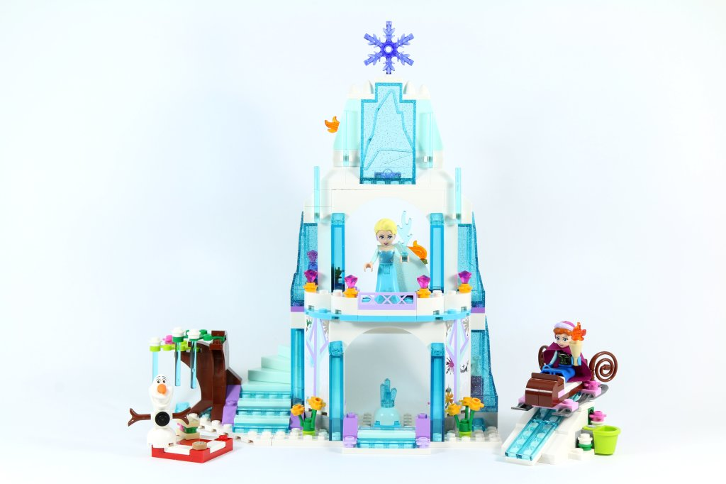 Review: LEGO Disney Princess 41062 Elsa's Sparkling Ice Castle