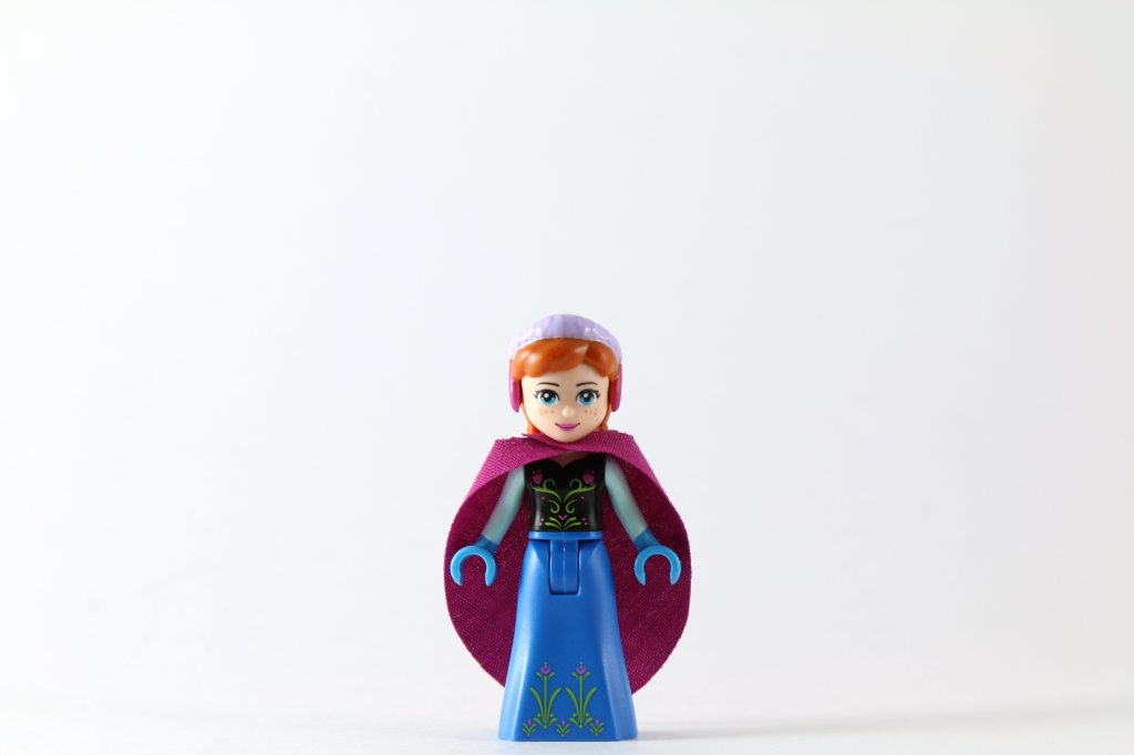 LEGO 41062 Elsa's Sparkling Ice Castle - Anna Minidoll