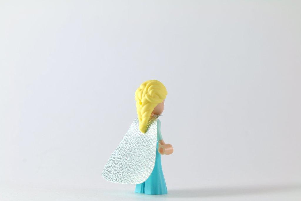 LEGO 41062 Elsa's Sparkling Ice Castle - Elsa's Hair