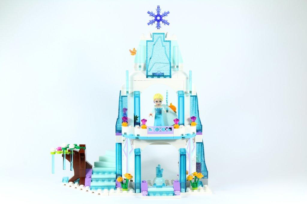 LEGO 41062 Elsa's Sparkling Ice Castle Structure