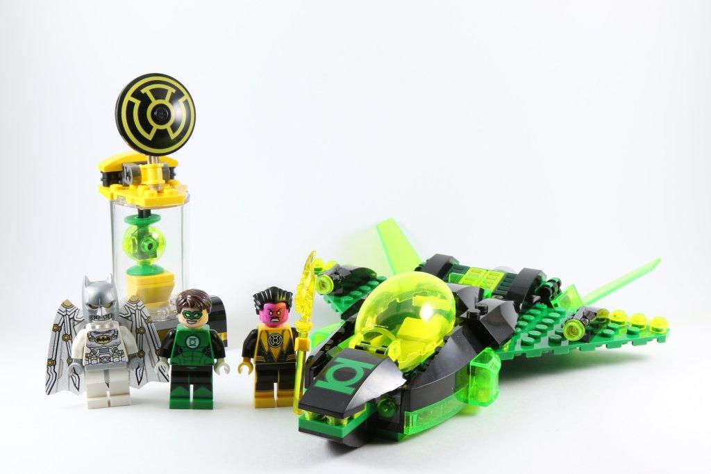 LEGO 76025 Green Lantern vs Sinestro