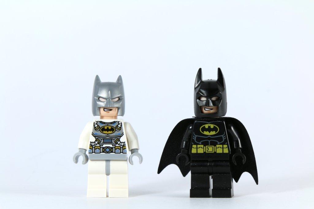 LEGO 76025 Green Lantern vs Sinestro - Batman Old vs New