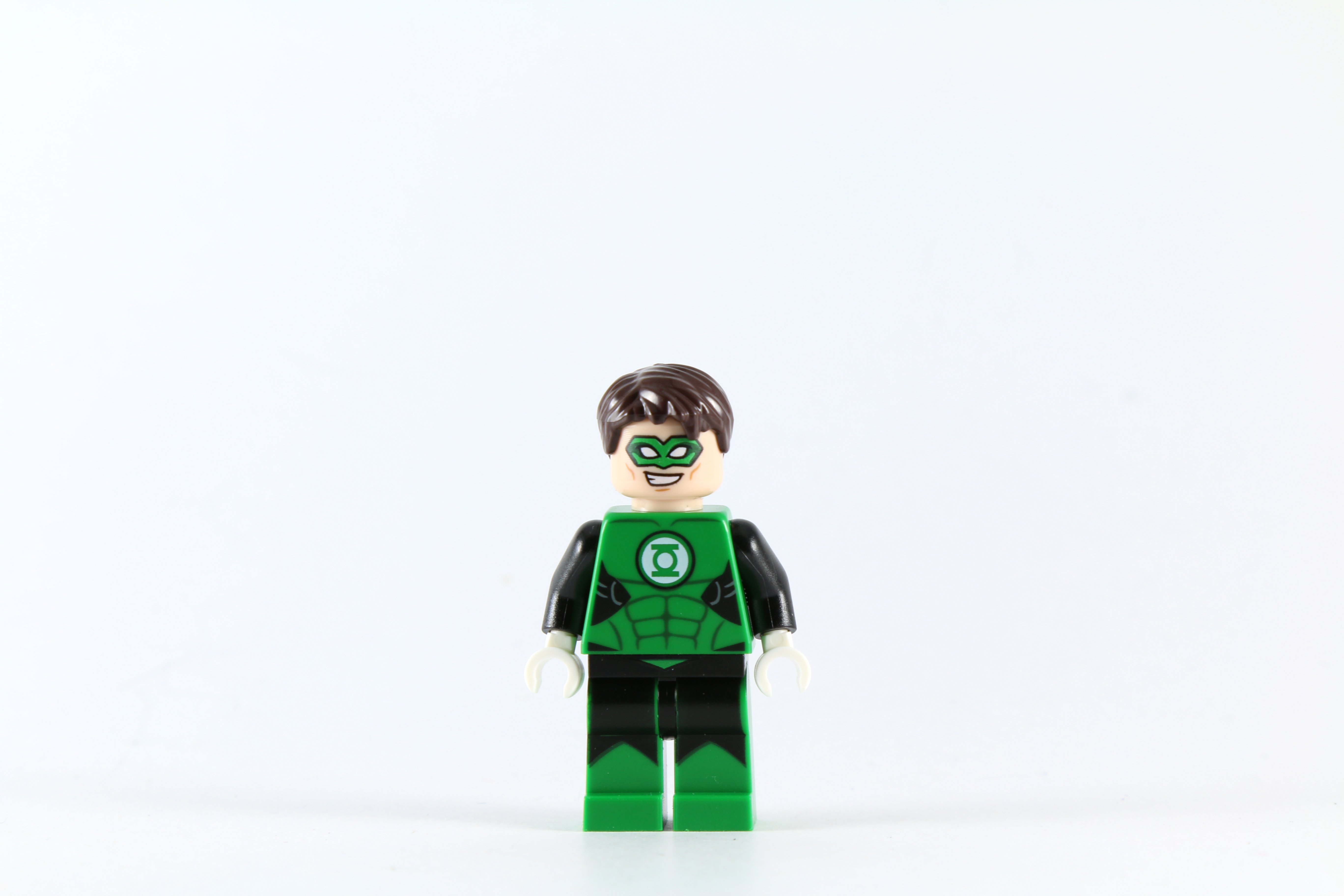 lego 76025 green lantern vs sinestro green lantern minifigure
