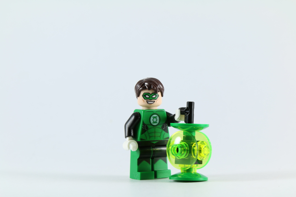 LEGO 76025 Green Lantern vs Sinestro - Hal Jordan with Green Lantern