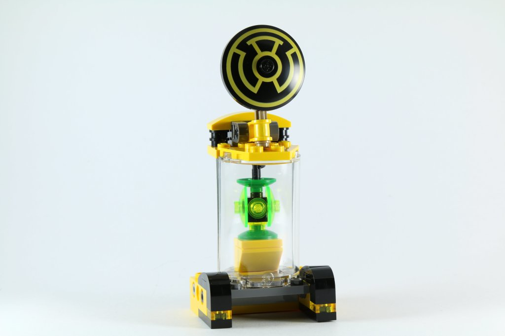 LEGO 76025 Green Lantern vs Sinestro - Sinestro Cage