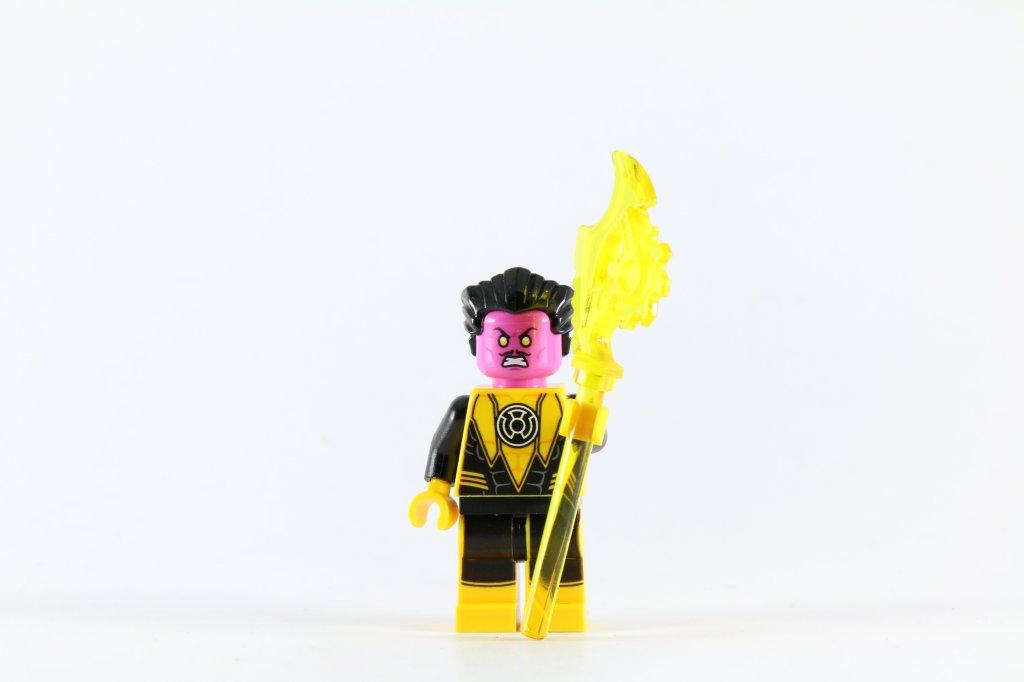 LEGO 76025 Green Lantern vs Sinestro - Sinestro Minifigure