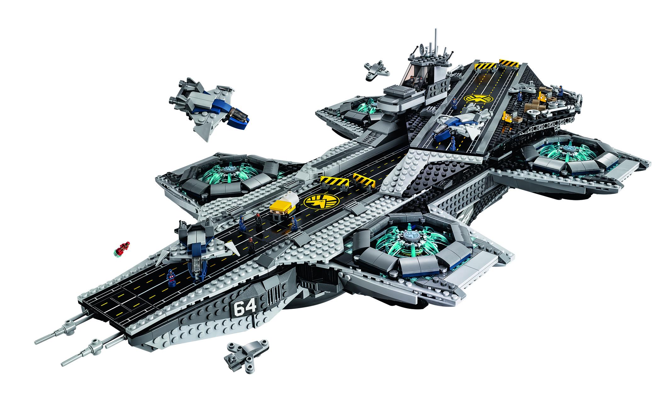 It's official – We're getting a LEGO UCS S.H.I.E.L.D ...