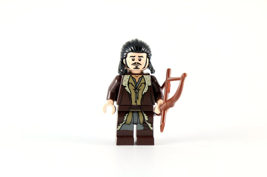 LEGO 79016 Attack on Lake-town Bard the Bowman Minifigure