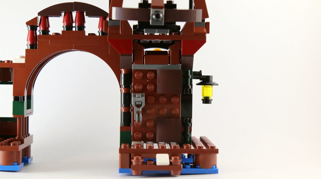 LEGO 79016 Attack on Lake-town Boody Trap Door