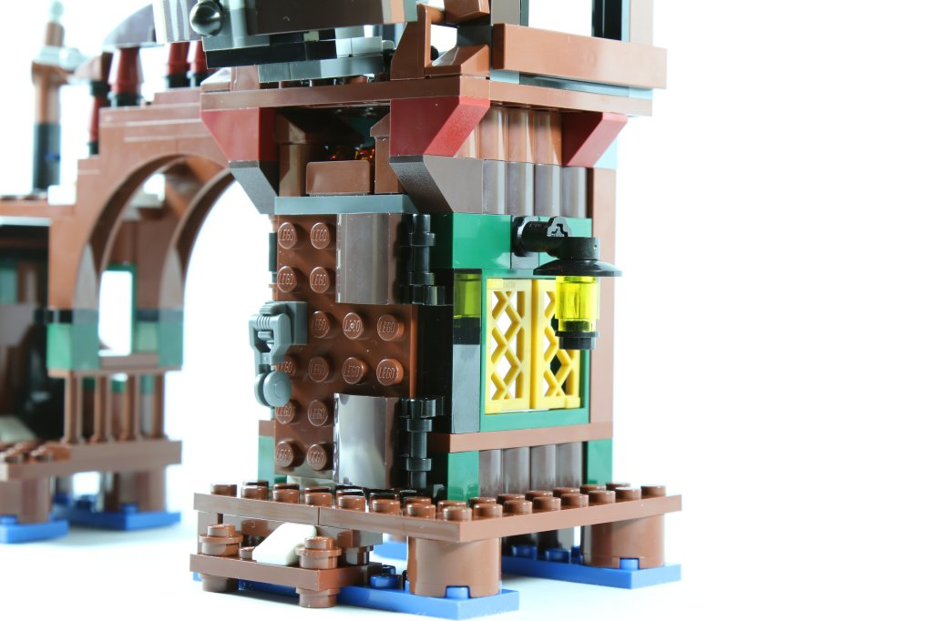 LEGO 79016 Attack on Lake-town Door and Window