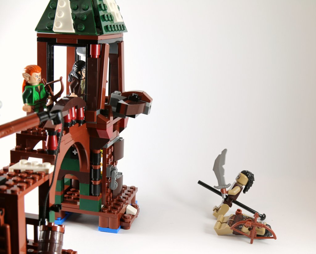 LEGO 79016 Attack on Lake-town Hunting Orcs
