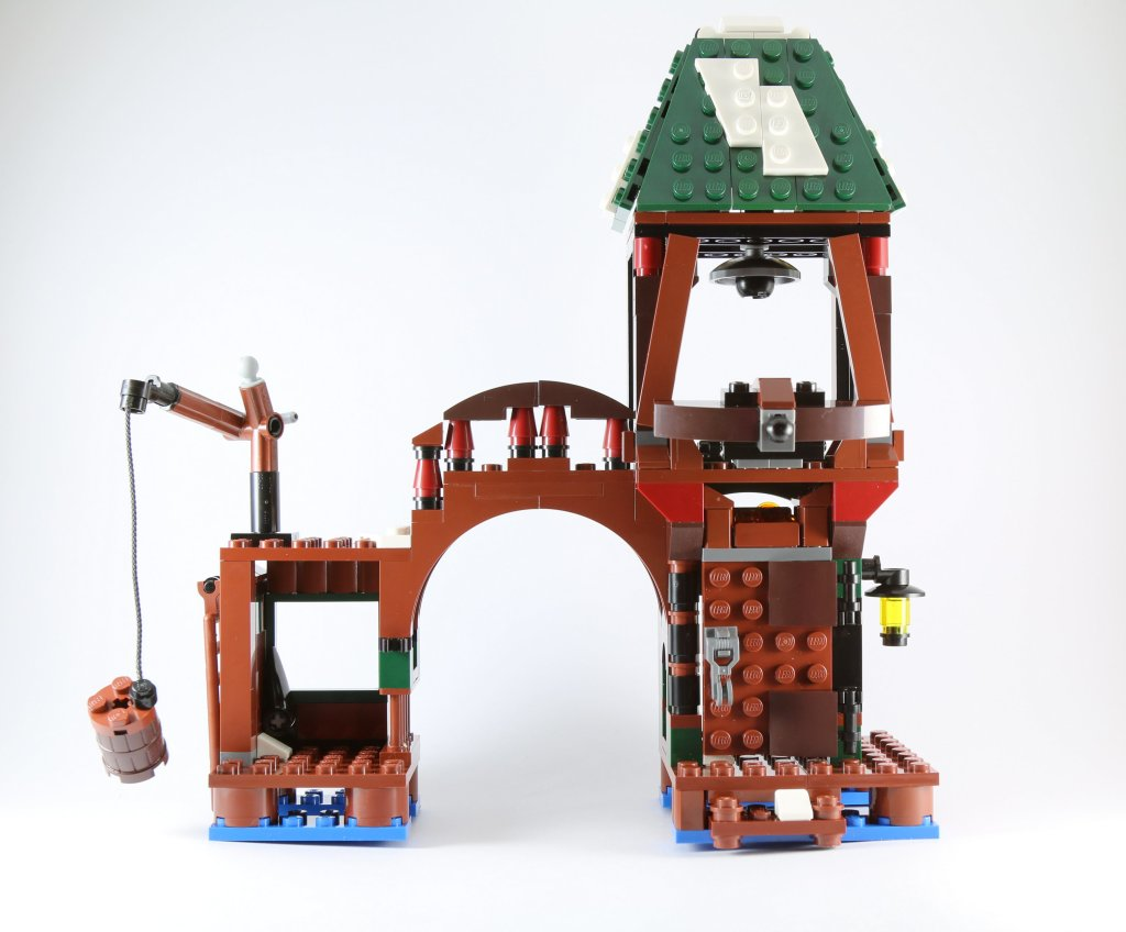LEGO 79016 Attack on Lake-town Structure