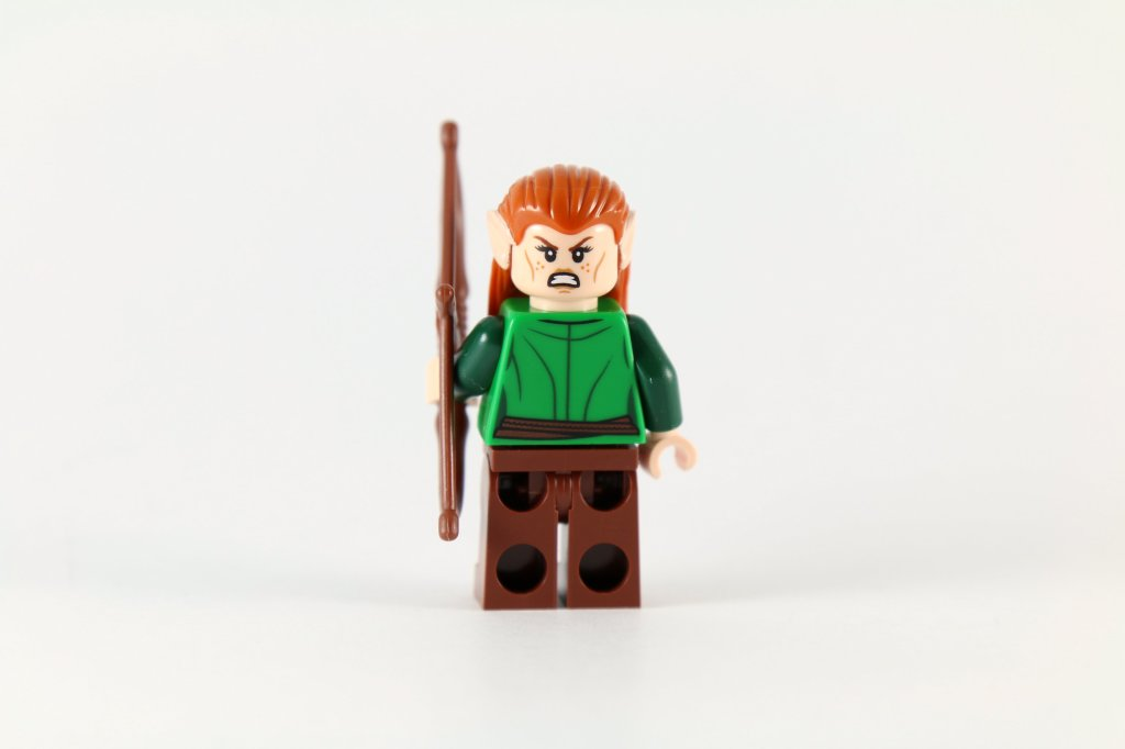 LEGO 79016 Attack on Lake-town Tauriel Back