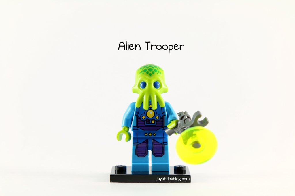 LEGO Minifigures Series 13 - Alien Trooper
