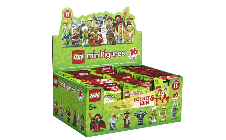 LEGO Minifigures Series 13 Box