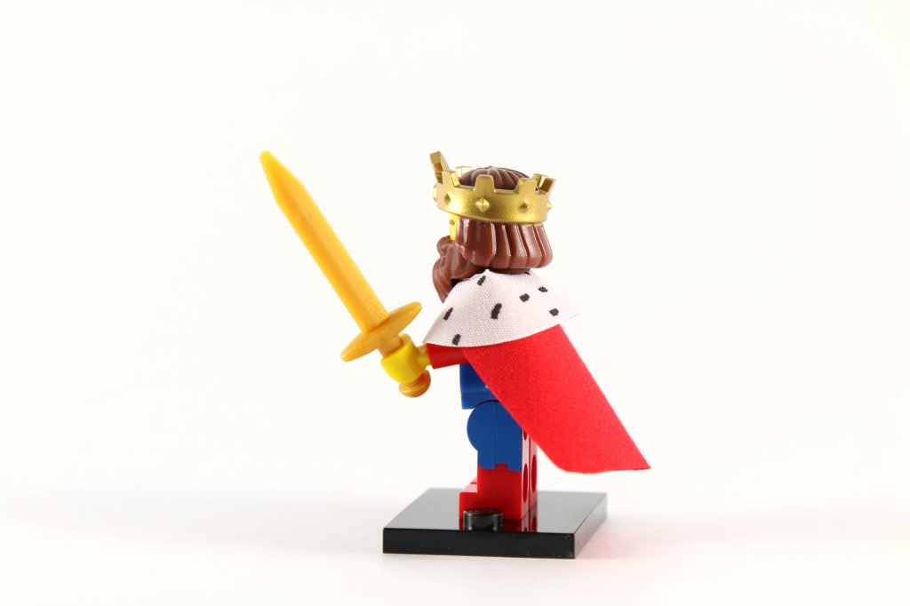 LEGO Minifigures Series 13 - Classic King Side