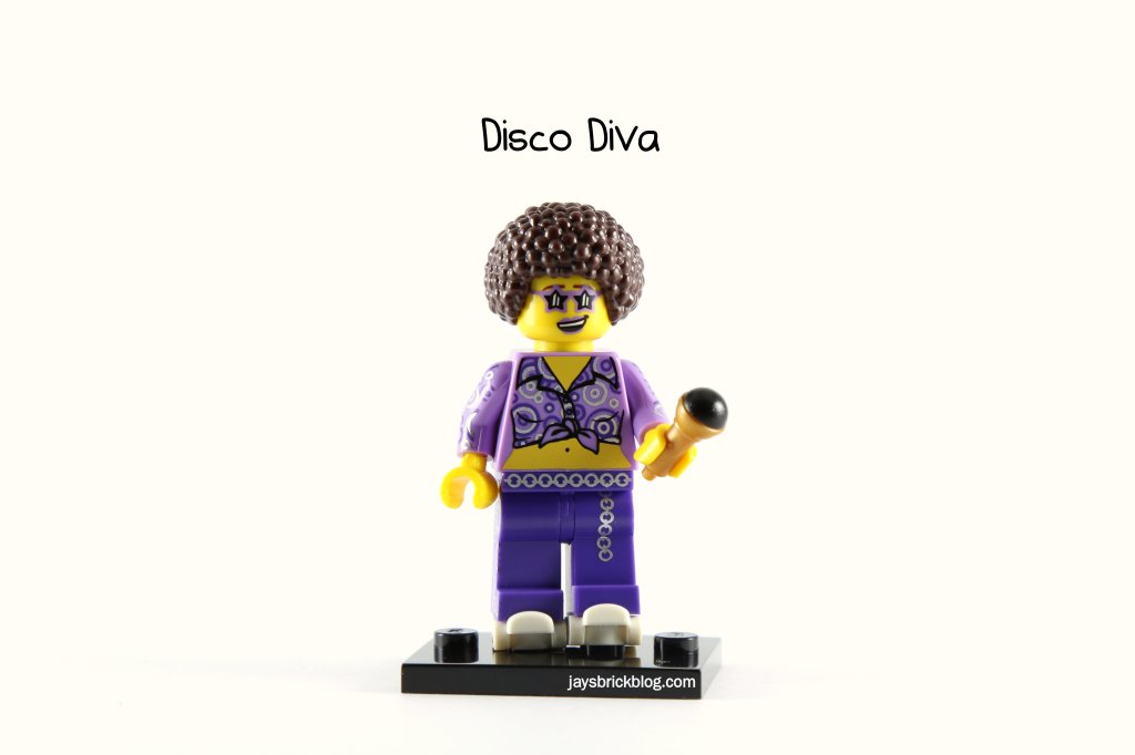 LEGO Minifigures Series 13 - Disco Diva