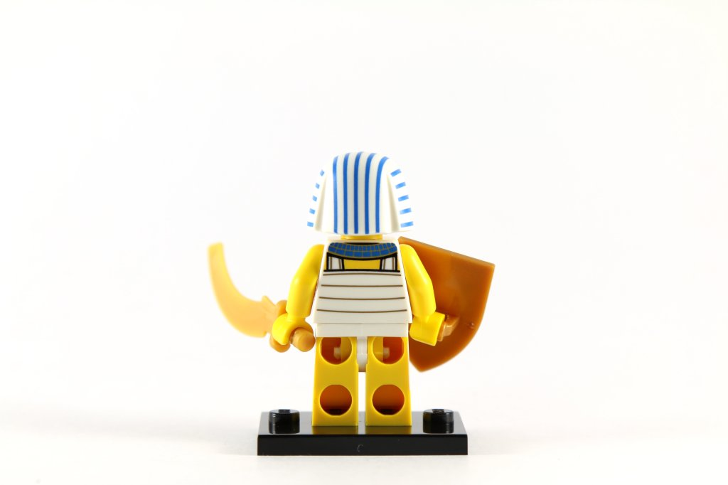 LEGO Minifigures Series 13 - Egyptian Warrior Back