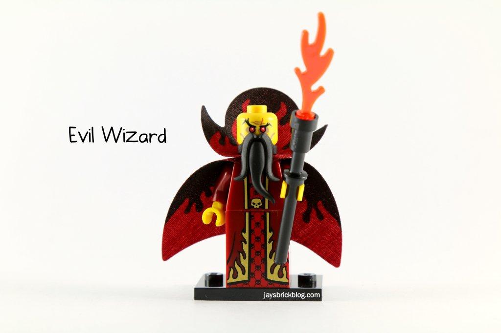 LEGO Minifigures Series 13 - Evil Wizard