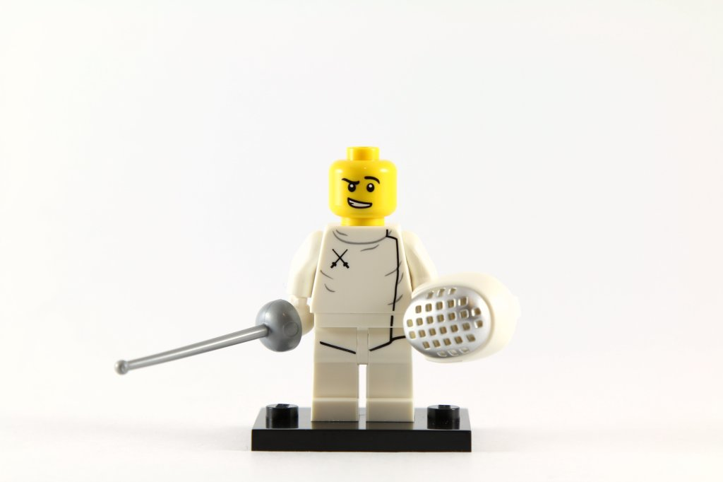 LEGO Minifigures Series 13 - Fencer without mask