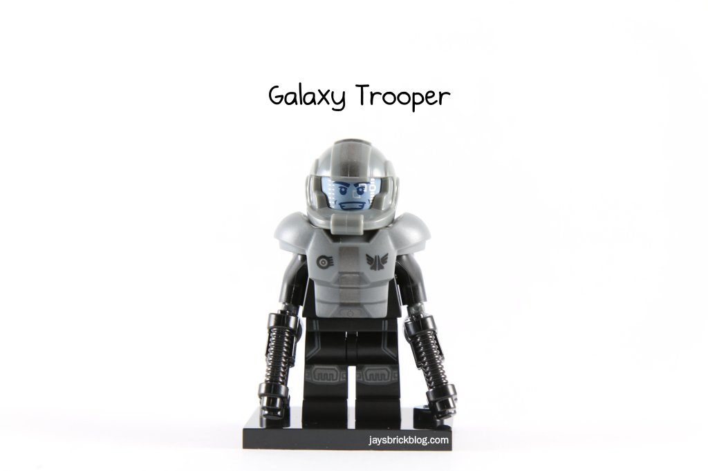 LEGO Minifigures Series 13 - Galaxy Trooper