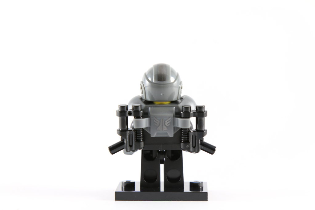 LEGO Minifigures Series 13 - Galaxy Trooper Back
