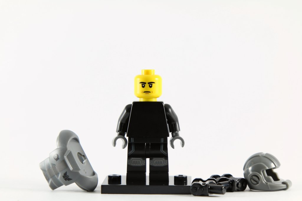 LEGO Minifigures Series 13 - Galaxy Trooper Without Armour