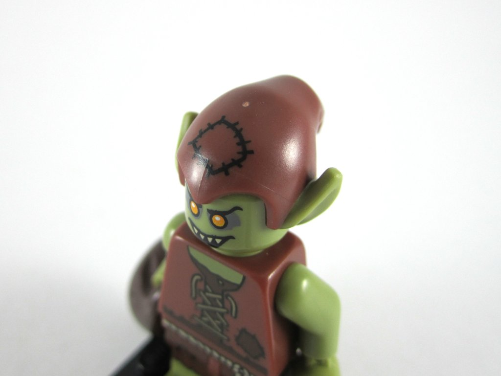 LEGO Minifigures Series 13 - Goblin Head