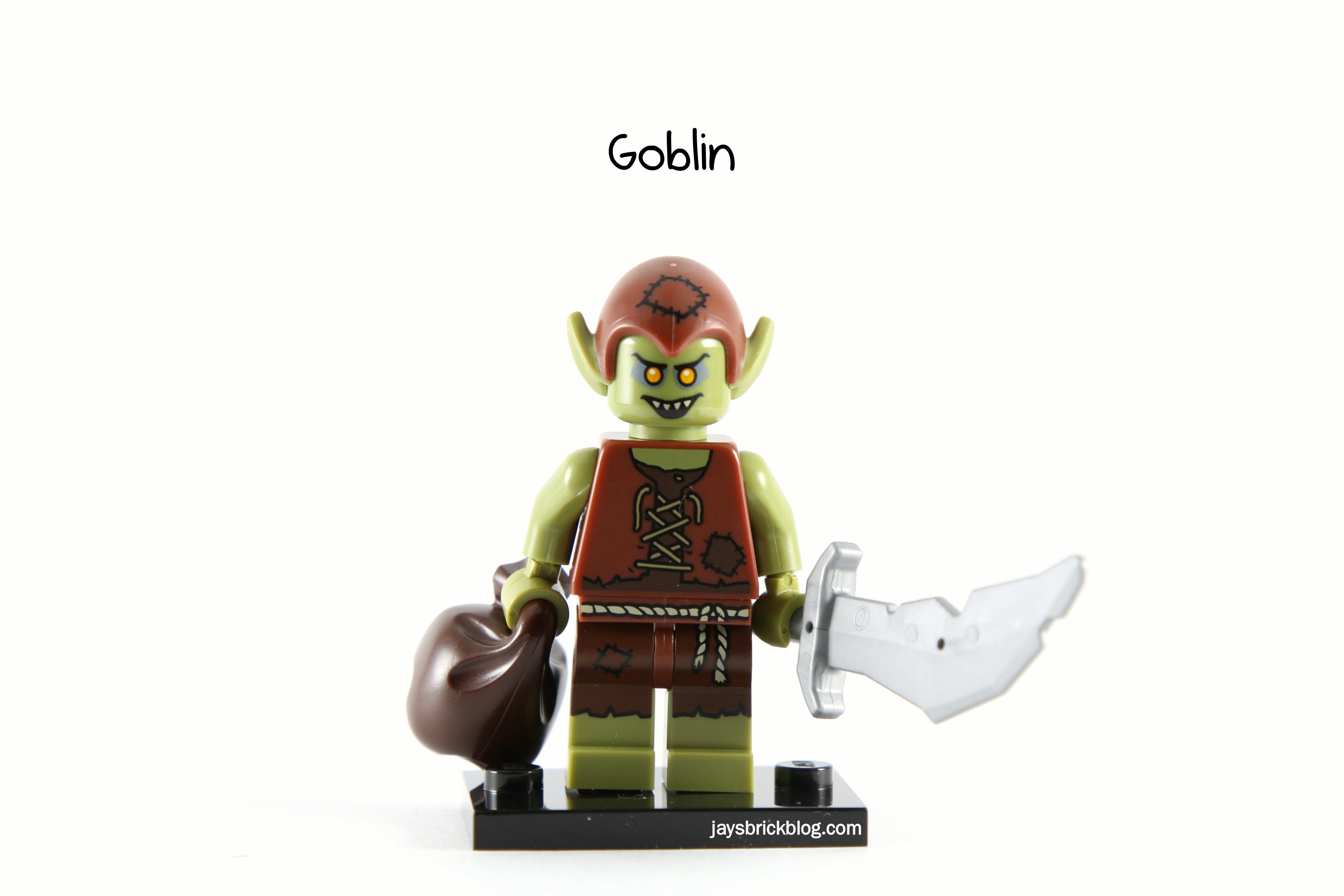 LEGO-Minifigures Série 13 X 1 épée pour le gobelin de la série 13 pièces