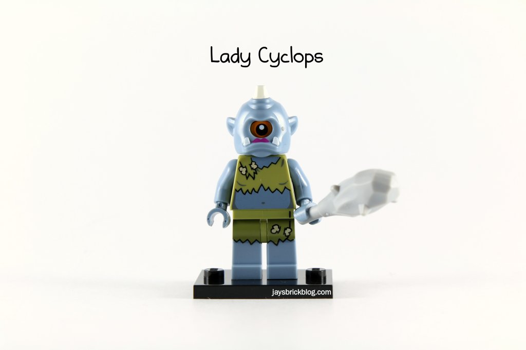 LEGO Minifigures Series 13 - Lady Cyclops