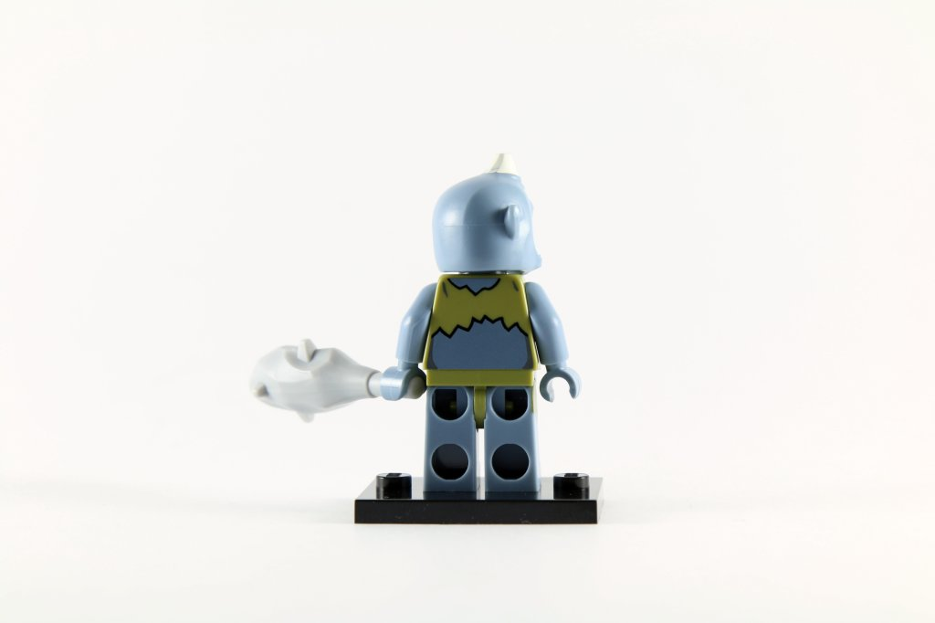 LEGO Minifigures Series 13 - Lady Cyclops Back