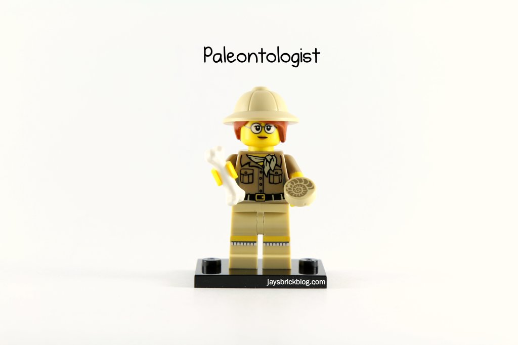 LEGO Minifigures Series 13 - Paleontologist