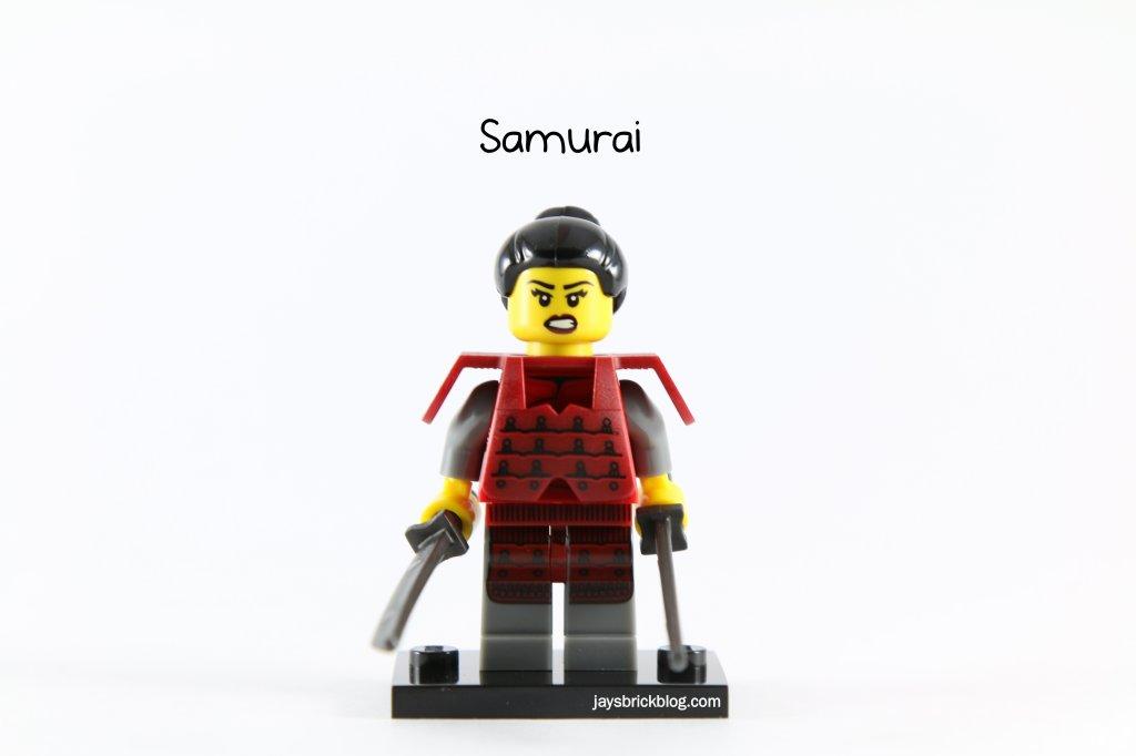 LEGO Minifigures Series 13 - Samurai