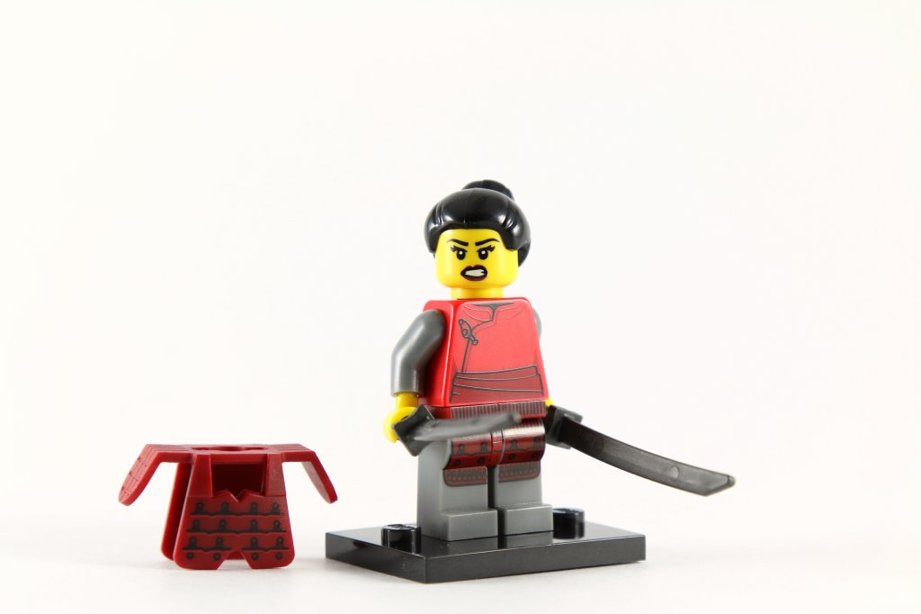 LEGO Minifigures Series 13 - Samurai without armour