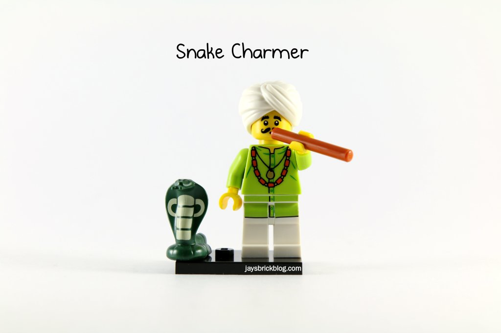 LEGO Minifigures Series 13 - Snake Charmer