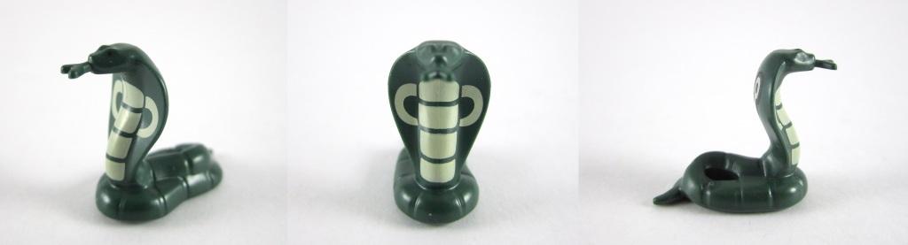 LEGO Minifigures Series 13 - Snake Charmer Cobra
