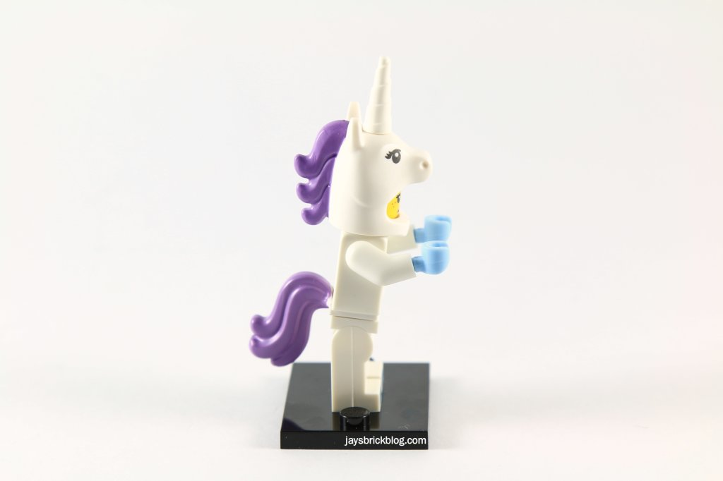 LEGO Minifigures Series 13 - Unicorn Girl Side