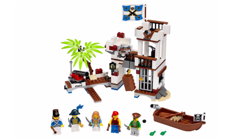 LEGO Pirates 70412 - Soldiers Fort