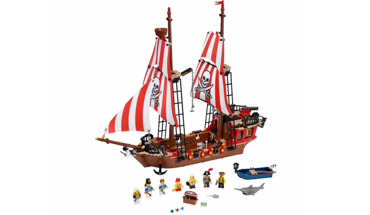 Toy Pirate Lego : Lego pirates australian release and price details