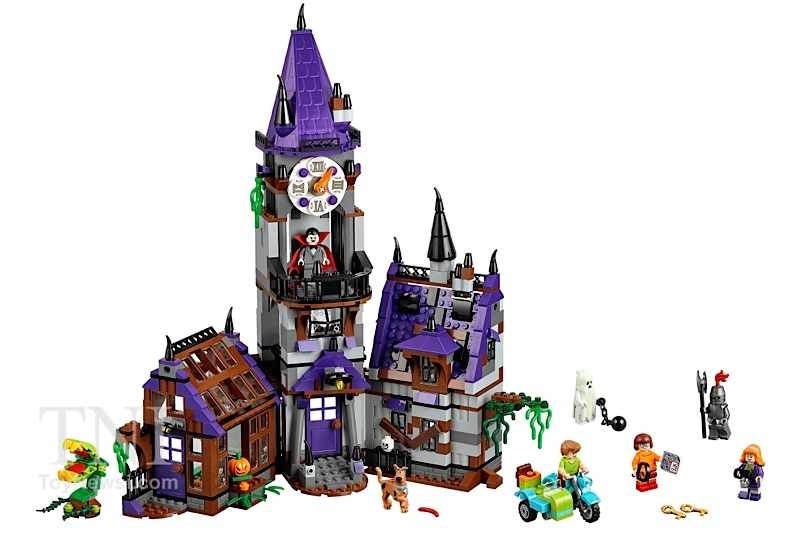 LEGO Scooby Doo Mystery Mansion