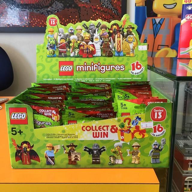LEGO Series 13 Minifigures Australia