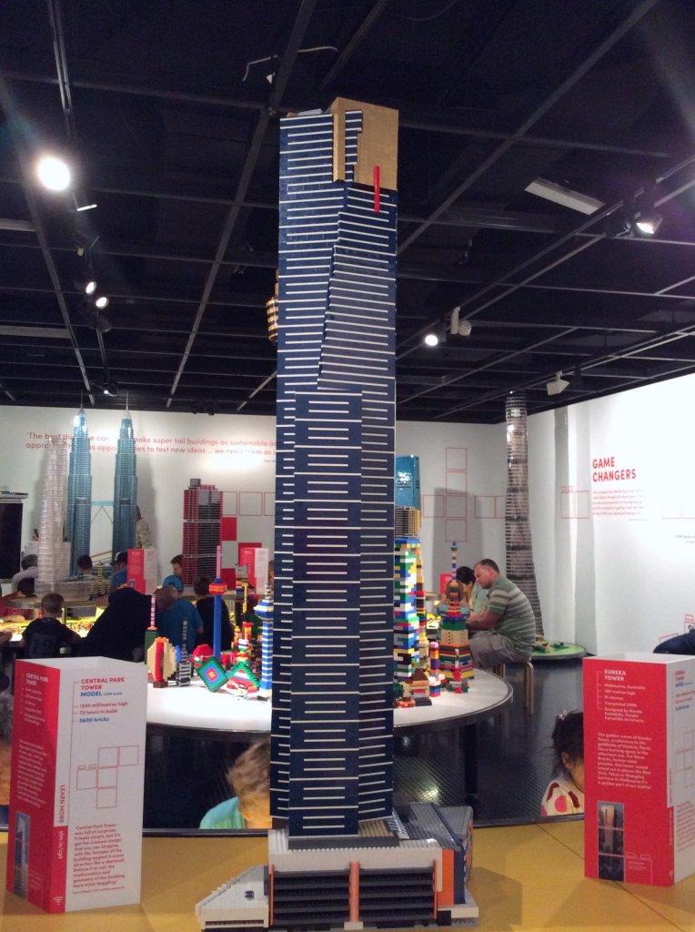 Towers of Tomorrow - Eureka Tower