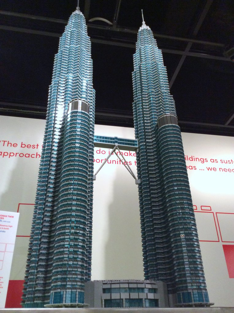Towers of Tomorrow - Petronas Twin Towers