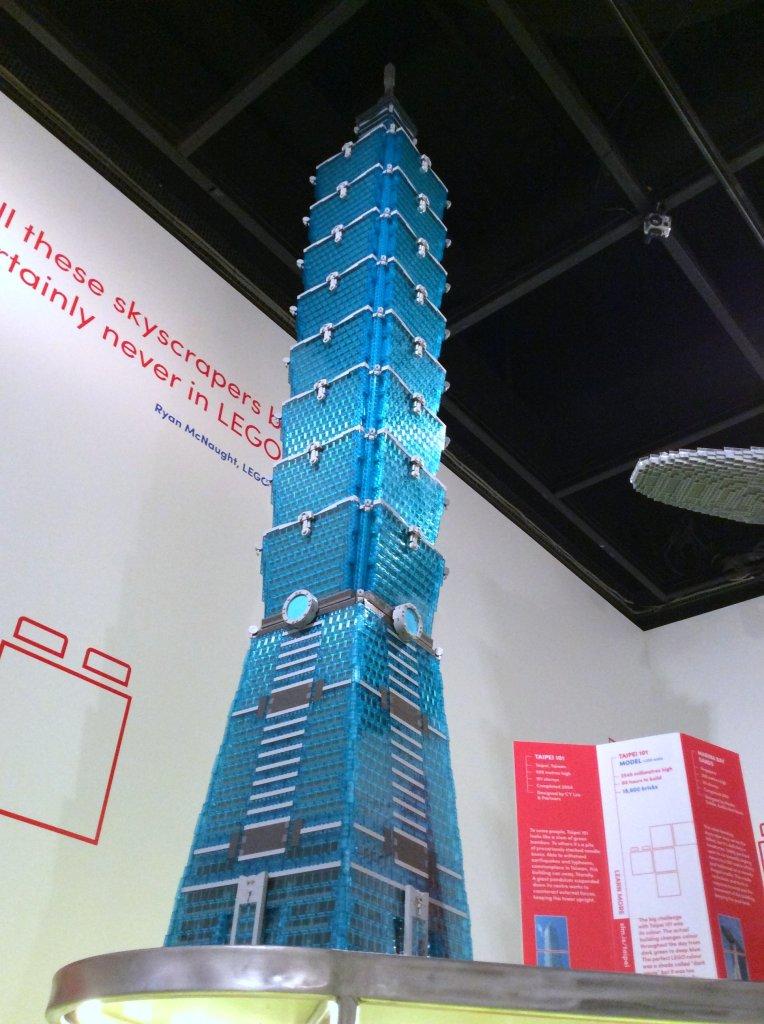 Towers of Tomorrow - Taipei 101