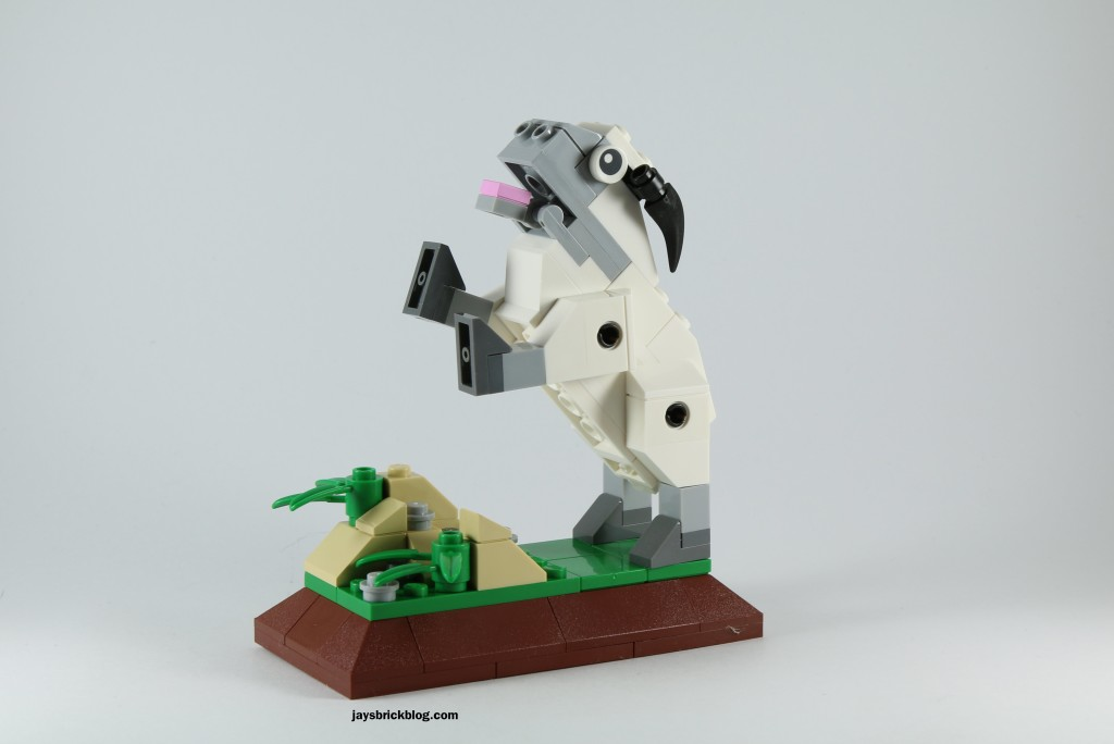 LEGO 40148 Lunar New Year 2015 Sheep - Poseable Sheep
