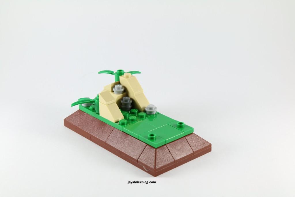 LEGO 40148 Lunar New Year 2015 Sheep - Sheep Platform