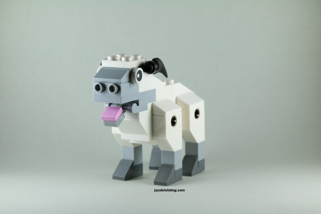 LEGO 40148 Lunar New Year 2015 Sheep - Sheep Tongue