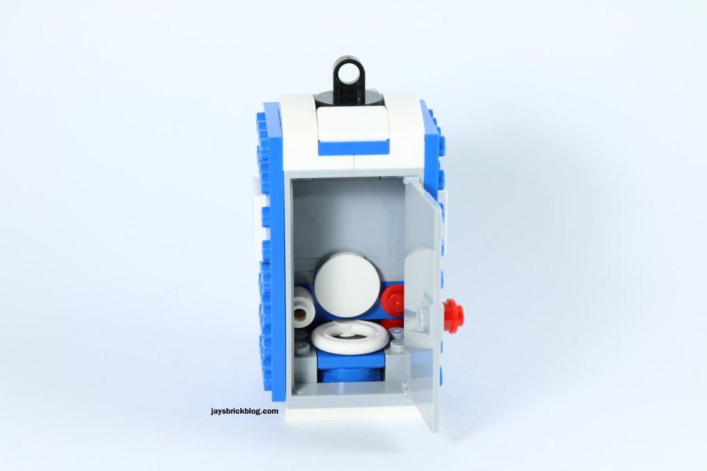 LEGO 60073 Service Truck - Toilet Bowl